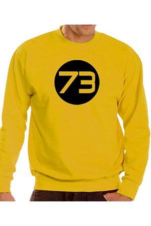 Touchlines Herren Pullover Sheldons Best Number 73 Sweatshirt, XL