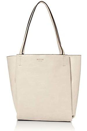 Bessie London Damen Vintage Bucket Tassel Shoulder Bag Schultertasche