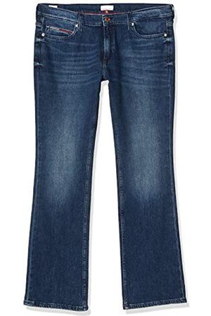 Tommy Hilfiger Damen Tj 1979 Mid Rise Bootcut Dsymd Straight Jeans