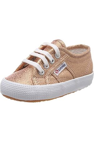Superga Unisex-Kinder 2750-lamebumpj Sneaker, Pink (Rose )