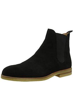 H by Hudson Herren Adlington Chelsea Boots, (Black 01)