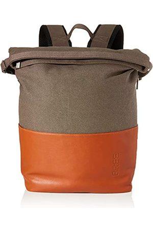 Bree Unisex-Erwachsene Punch Casual 733, Cognac, Backpack Rucksack