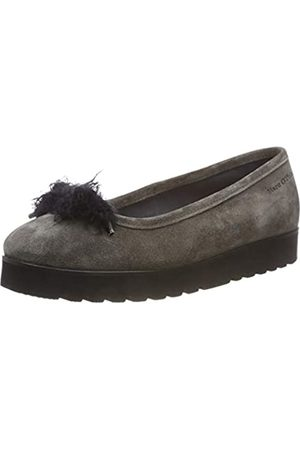 Marc O' Polo Ballerina, Damen Ballerinas, (Dark Grey 930)
