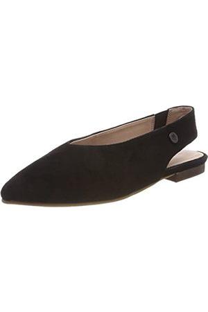 Marc O' Polo Damen Ballerina 80214003003304 Slingback Ballerinas, (Black)