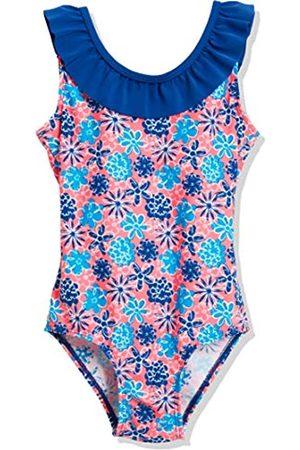 Playshoes Mädchen UV-Schutz Badeanzug Veilchen Einteiler