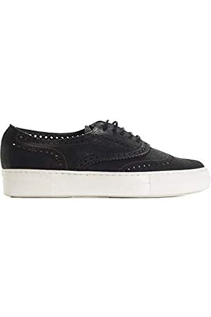L'Intervalle Damen Cupela Marana Black Oxford