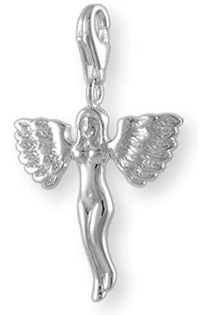 Melina Damen-Charm Anhänger Phönixengel 925 Sterling Silber 1801016