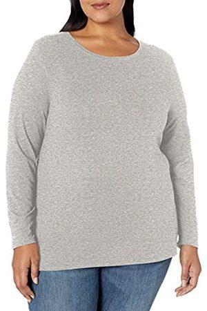 Amazon Plus Size Long-Sleeve Fashion-t-Shirts