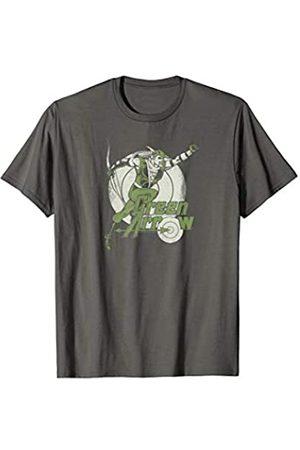 DC Green Arrow Right on Target T Shirt