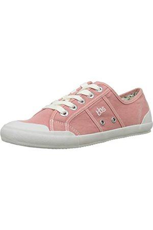 TBS Damen Opiace Sneakers Pink (Sienne S7146) 41 EU