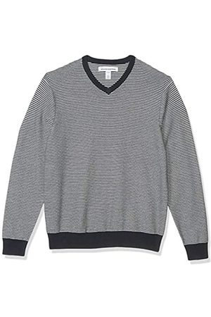 Amazon V-Neck Sweater Pullover-Sweaters