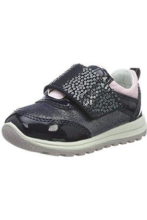 Primigi Baby Mädchen PTI 43625 Sneaker, (Notte/Blu/Chiff 4362500)