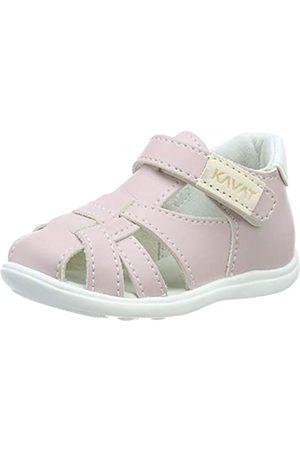 Kavat Mädchen Rullsand Geschlossene Sandalen, Pink (Pink 979)