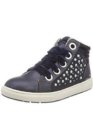 TOM TAILOR Mädchen 5871907 Hohe Sneaker, (Navy 00003)