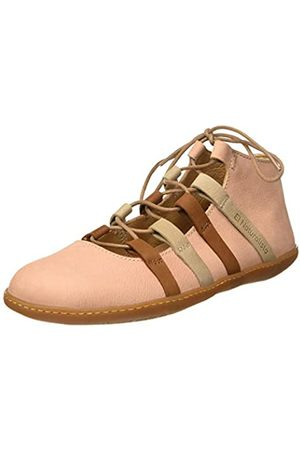 El Naturalista Damen N5284 Pleasant EL Viajero Brogues, Pink (Candy Mixed Candy Mixed)