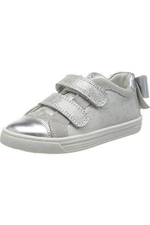 Primigi Mädchen Scarpa Bambina Sneaker, (Argento/Argento 5427711)