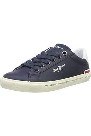 Pepe Jeans London Jungen Tennis Action Sneaker, (Navy 595)