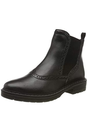 Marco Tozzi Damen 2-2-25481-33 Chelsea Boots, (Black Antic 002)