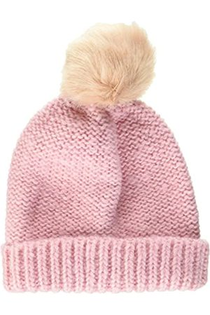 Dorothy Perkins Damen Knit Pom Fur Beanie Strickmütze
