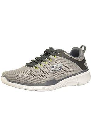 Skechers Herren Equalizer 3.0-52927 Sneaker, (Grey Charcoal Gycc)