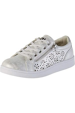 Xti Mädchen 57184 Sneakers, (Hielo Hielo)