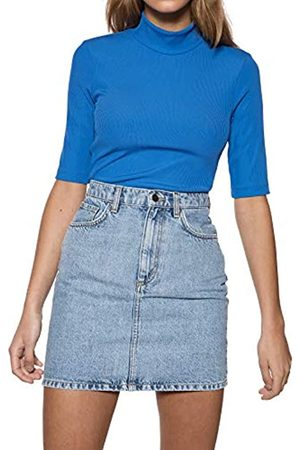 Ivyrevel Damen Turtle Neck Rib T-Shirt Rollkragenpullover