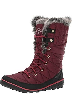 Columbia Damen Heavenly Omni-Heat Trekking- & Wanderstiefel, (Rich Wine, Dare 624)