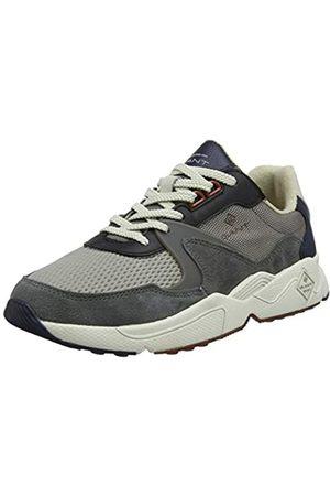 GANT FOOTWEAR PORTLAND, Herren Sneaker, Mehrfarbig (multi gray G882)