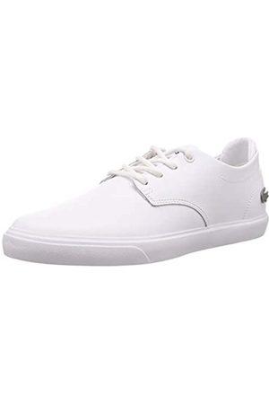 Lacoste Herren ESPARRE BL 1 CMA Sneaker, (White/White)
