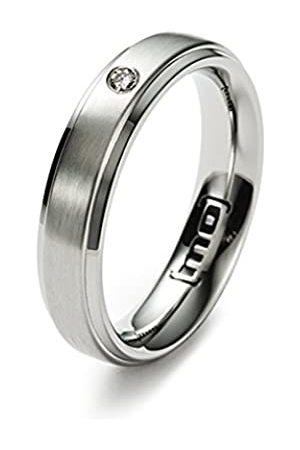 Monomania Damen-Ring Edelstahl Diamant Gr.60 (19.1) 25354-60