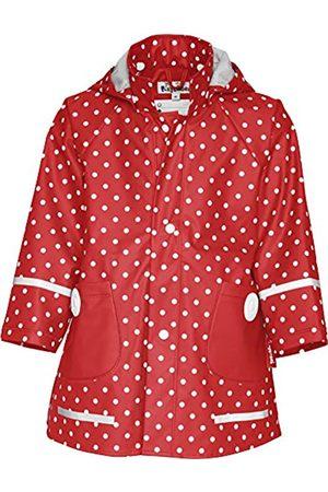 Playshoes Regen-Mantel Punkte 408566 Mädchen Regenmntel