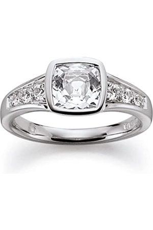 Viventy Damen-Ring 925 Sterling Silber Gr. 54 (17.2) 764461/54