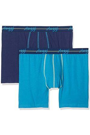 Sloggi For men Herren Men Start Short C2P Hipster, (Aricona Blue V009)