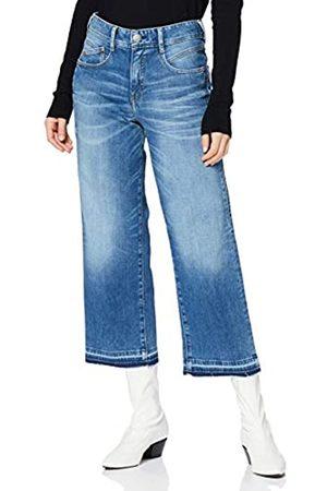 Herrlicher Damen Gila Sailor Cropped Kaschmir Denim Slim Jeans