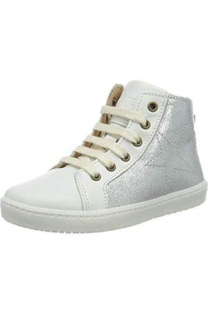 Bisgaard Mädchen Vilma Hohe Sneaker, (White 1116)