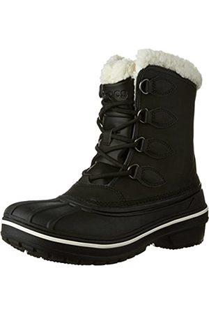 Crocs AllCast II Boot, Damen Schneestiefel, (Black 001)