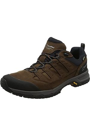 Berghaus Herren Fellmaster Active Tech Trekking- & Wanderhalbschuhe, (Brown/Burnt X11)