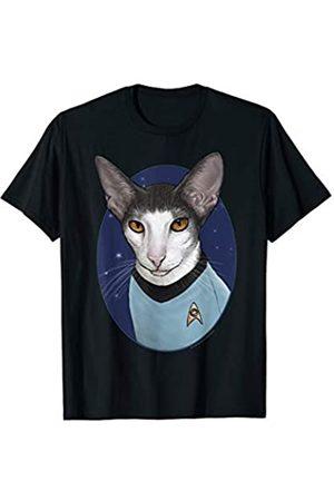 Star Trek Spock Cat Formation T-Shirt