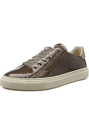 Marc O' Polo Damen Sneaker 70714053501400, (Dark Taupe)