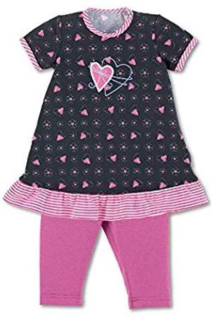 Sterntaler Baby Girls Tunic with Capri Leggings Dress