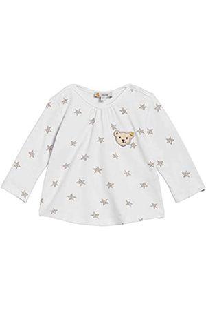 Steiff T-Shirt langarm mit Sternen und Kellerfalte