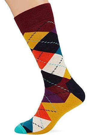 Happy Socks Herren Argyle Socken