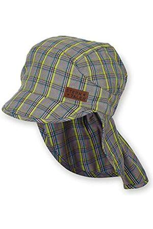 Sterntaler Schirmmütze für Jungen mit Nackenschutz, Alter: 12-18 Monate, Größe: 49