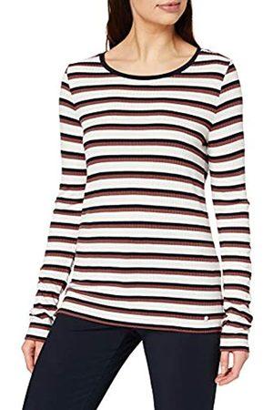 Brax Damen Style Carina Viscose Rib Sweatshirt