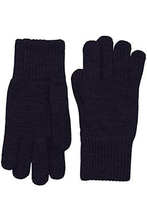 Wrangler Herren Basic Handschuhe, (Mood Indigo)