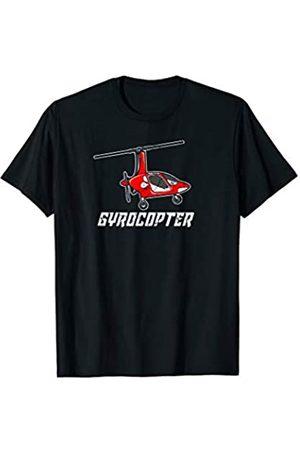 Gyrokopter Tragschrauber Shirts und Geschenke Tragschrauber Gyrokopter Gyrocopter fliegen Tshirt T-Shirt T-Shirt