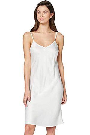 IRIS & LILLY Amazon-Marke: Damen Satin-Negligé, S