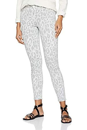 Seven for all Mankind Damen Skinny Jeans The Crop