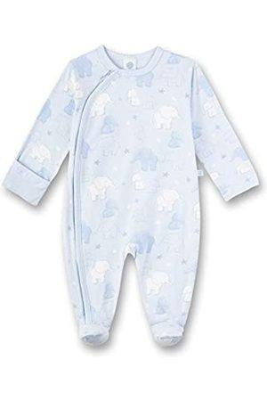 Sanetta Baby-Jungen Strampler Schlafstrampler