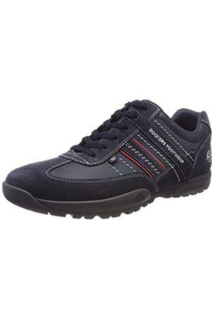 Dockers Herren 36HT001 Sneaker, (Navy 660)